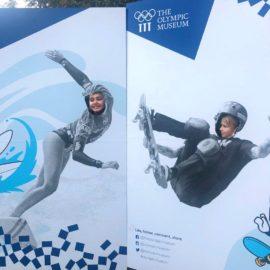Экскурсия в музей Олимпийских игр в Лозанне.
